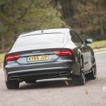 Audi A7 2010 2017 Ride Handling Autocar