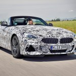 Bmw Z4 Prototype 2018 First Drive Of New Roadster Autocar