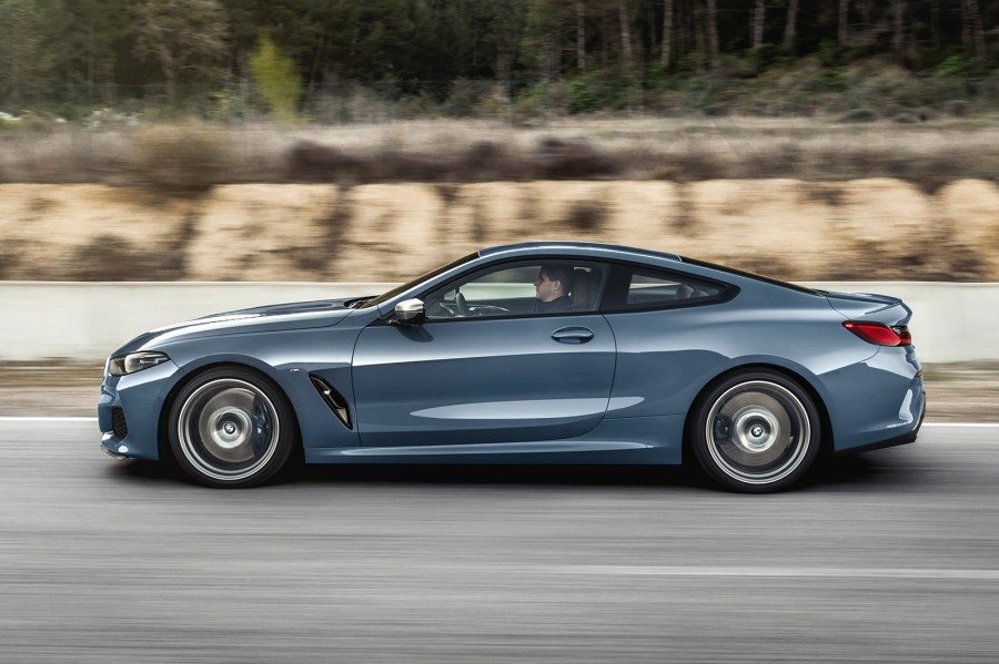 2018 BMW 8 Series lands at Goodwood ahead of November ...
