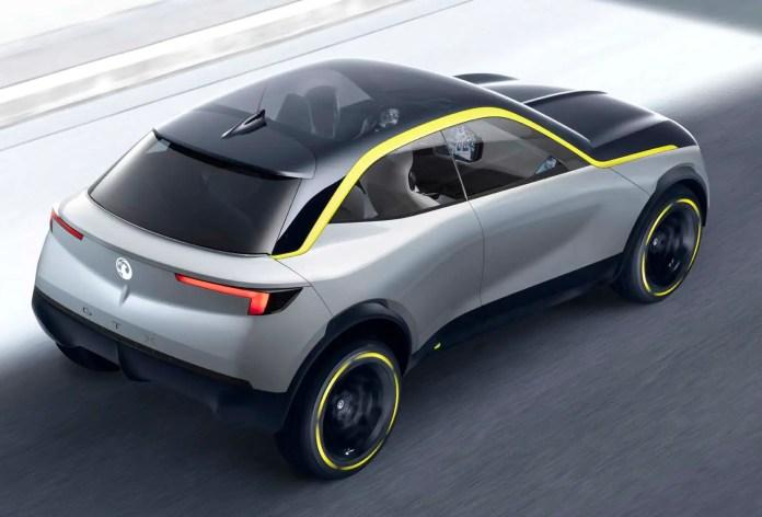 sporty vauxhall gt x concept hints at firm's design future | autocar