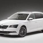 2015 Skoda Superb Estate Official Prices Pics And Details Autocar