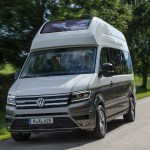 Volkswagen Grand California Unveiled In Production Form Autocar