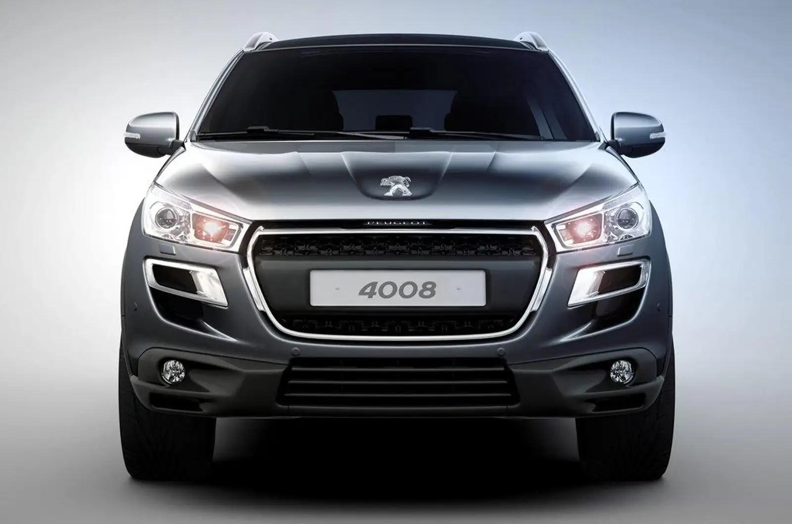 Peugeot 4008 Suv Revealed Autocar
