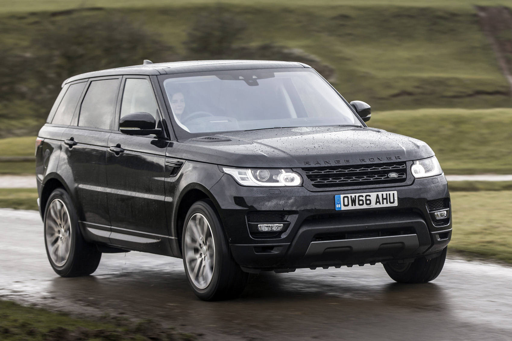 Range Rover Sport Review 2017