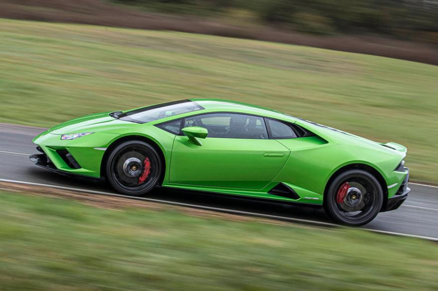 Lamborghini Huracan Evo RWD 2020 UK review | Autocar