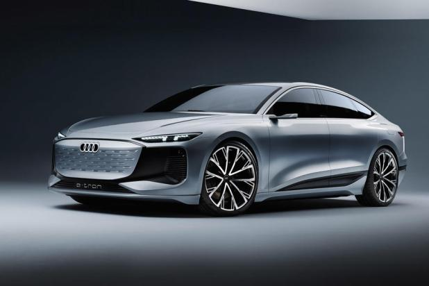 Audi A6 E-tron Concept menampilkan sedan listrik 2023