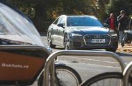 Audi A6 2018 long-term review - hero front