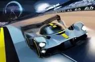 Aston Martin Valkyrie at Le Mans