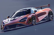 New McLaren 720S GT3 racer lands with major motorsport push