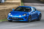 Alpine A110 - right-hand drive development begins for 247bhp Porsche Cayman rival