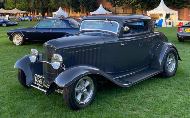 Cars: 1932 Ford Model B