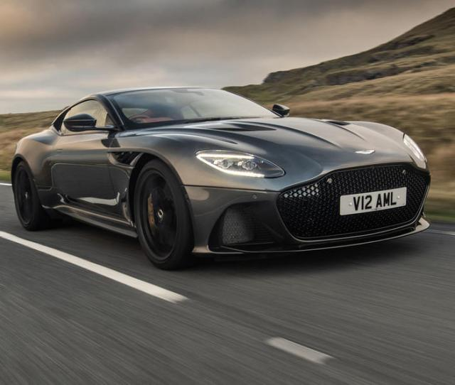 Aston Martin Dbs Superleggera 2018 Road Test Review Hero Review