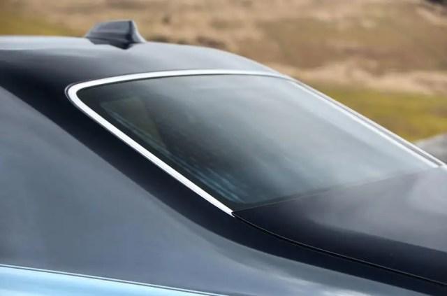 Rolls Royce Phantom 2018 review rear window