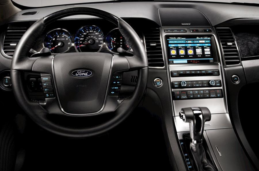 Ford Taurus 2010 2017 Review 2018 Autocar