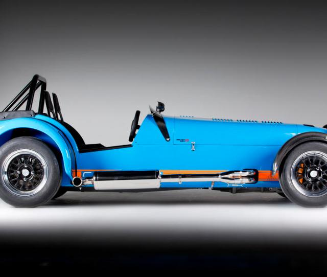 Caterham R For Goodwood Premiere