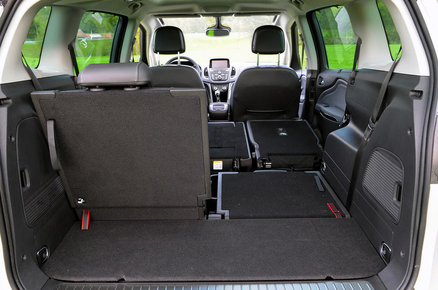 Vauxhall Zafira Tourer 20 CDTi Review Autocar