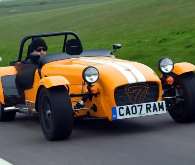 Caterham Seven Supersport Track Car