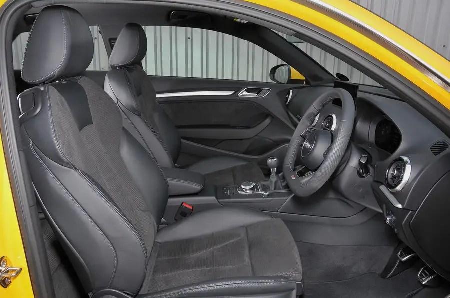 Audi A3 Interior Autocar
