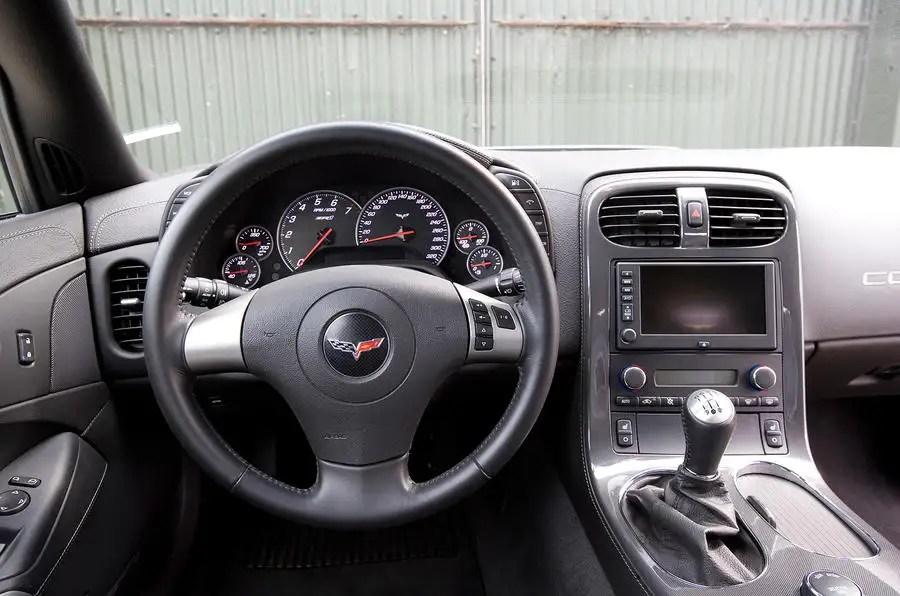 Fabric Car Interior