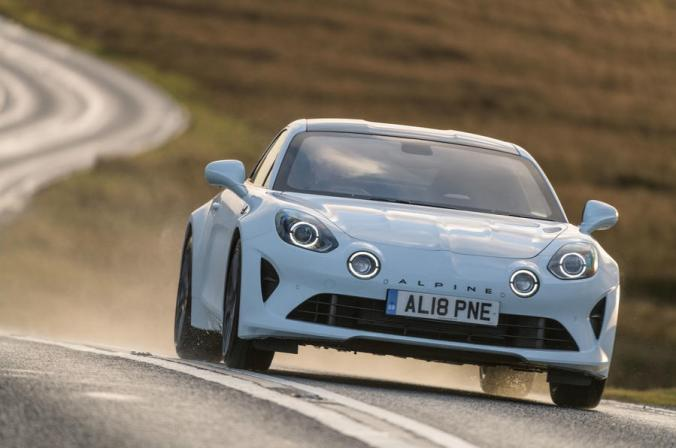 Alpine A110 (Not an EV)