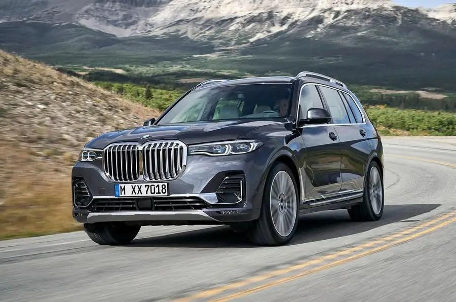 BMW X7 2019 review | Autocar