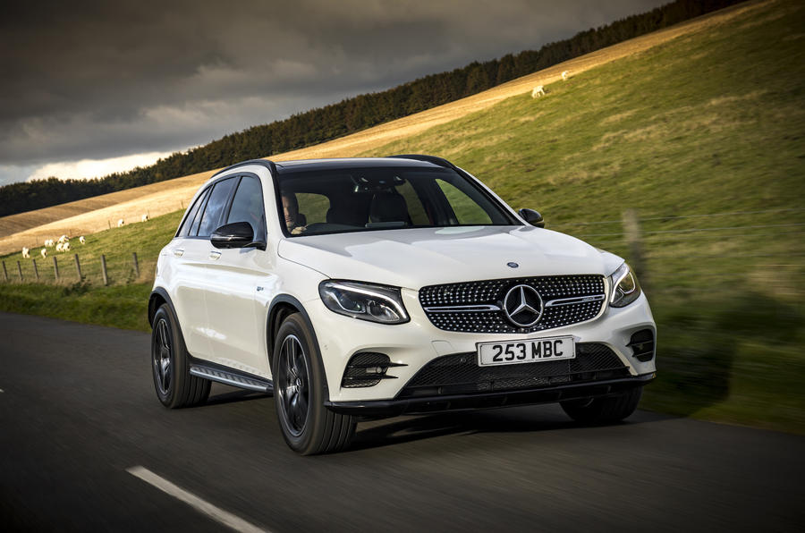 2016 Mercedes AMG GLC 43 4Matic Review Review Autocar