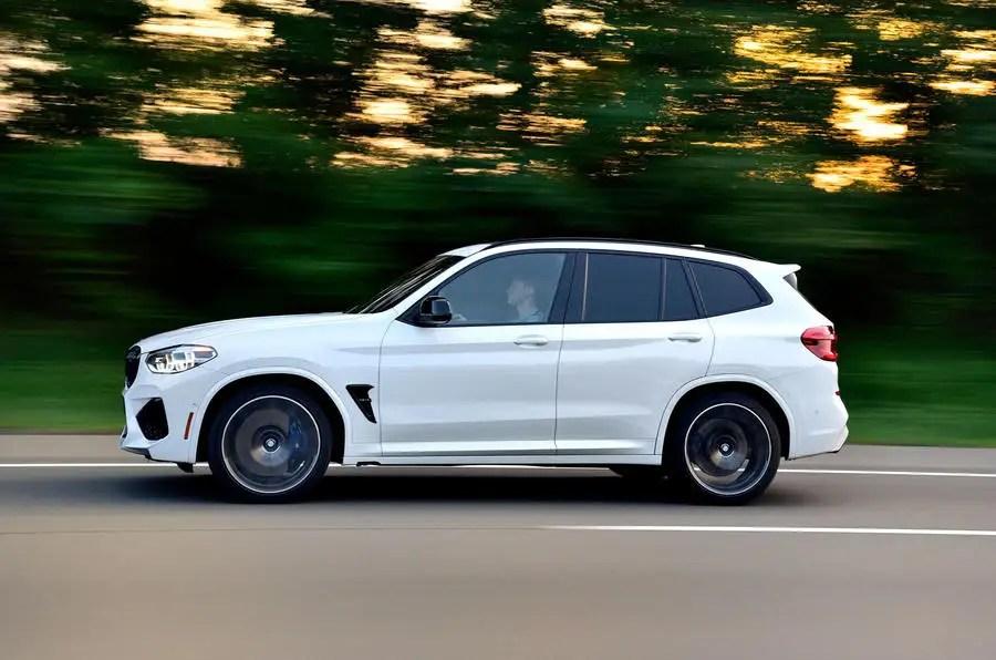 BMW X3 M Competition 2019 review | Autocar