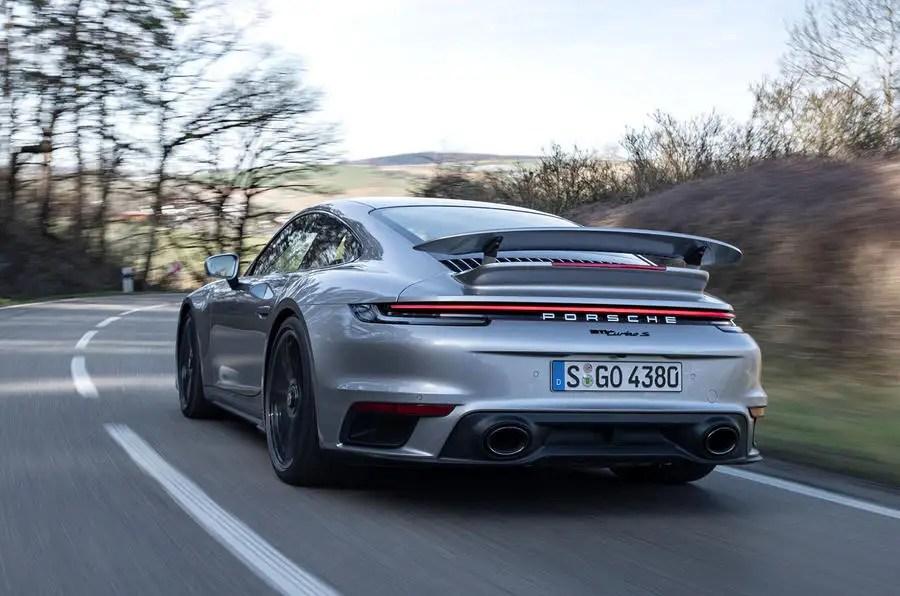 porsche 911 turbo s 2020 review autocar