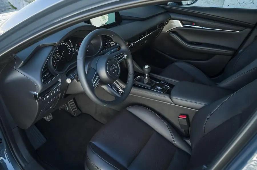 Mazda 3 Skyactiv D 1 8 Gt Sport 2019 Review Autocar