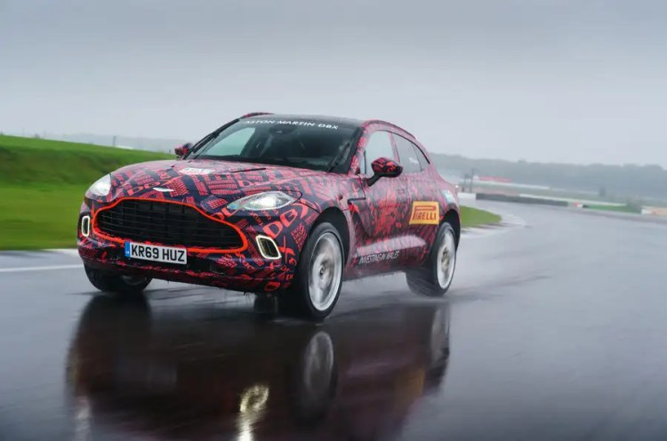 Image result for aston martin dbx