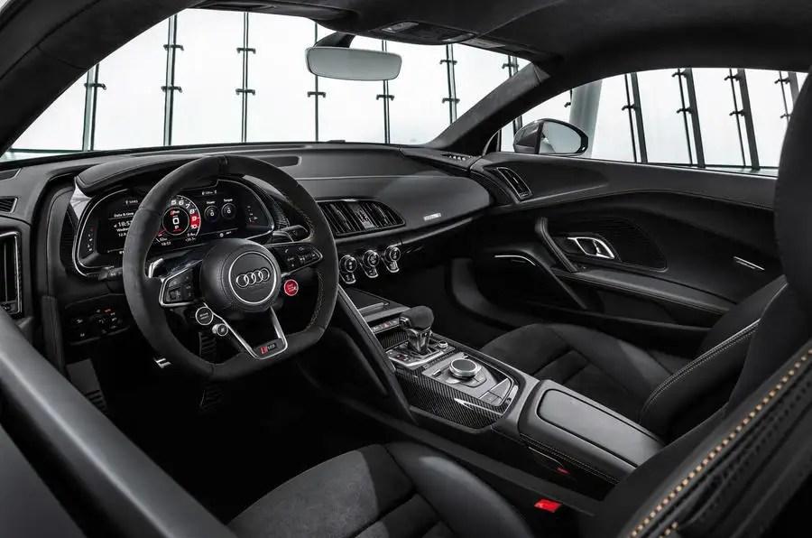 Audi R8 V10 Decennium Marks 10 Years Of Production Autocar