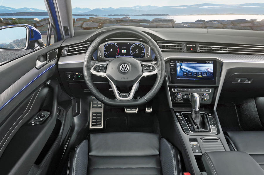 Revised Volkswagen Passat Revealed Ahead Of Geneva Autocar