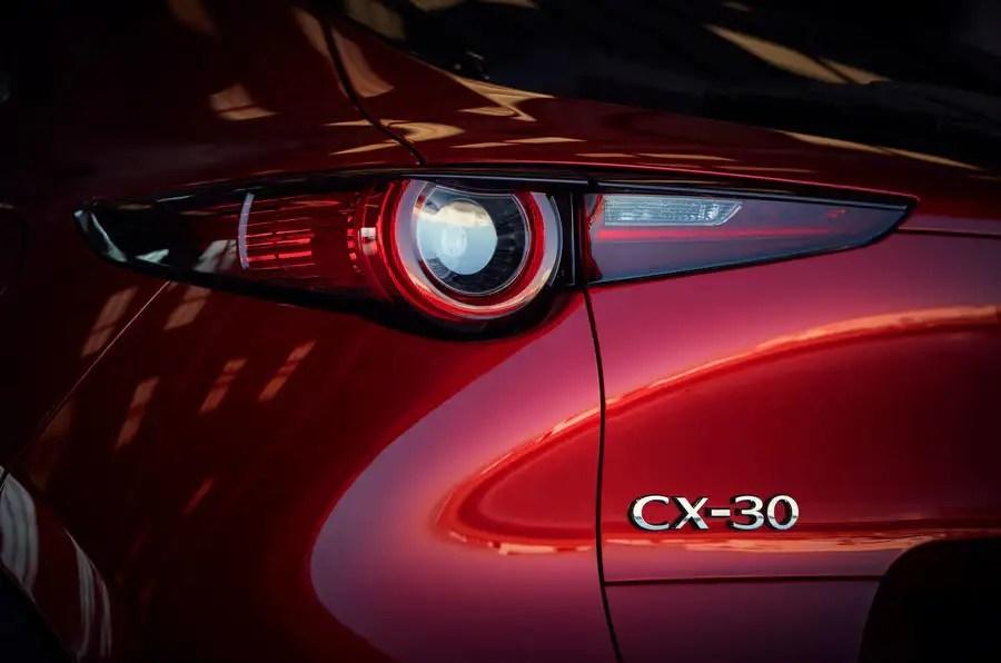 Mazda Cx 30 Compact Crossover Makes Debut At Geneva Autocar