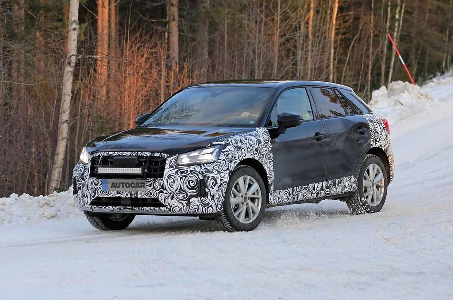New 2021 Audi Q2: crossover to get design revamp | Autocar on New Get Design  id=36048