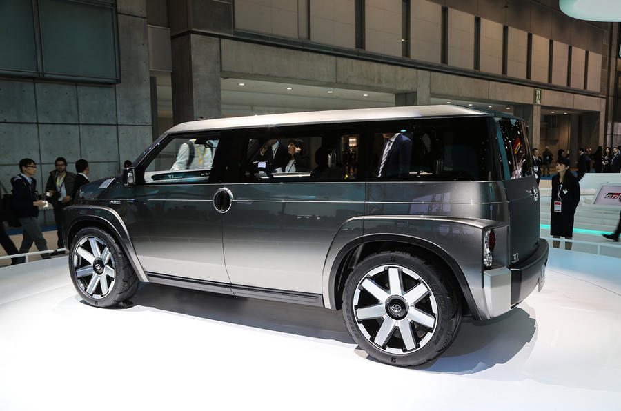 Toyota TJ Cruiser Concept Hints At Potential New Rugged