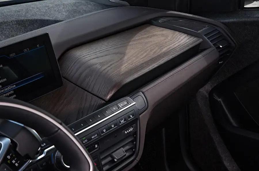 2016 BMW I3 94Ah Review Autocar