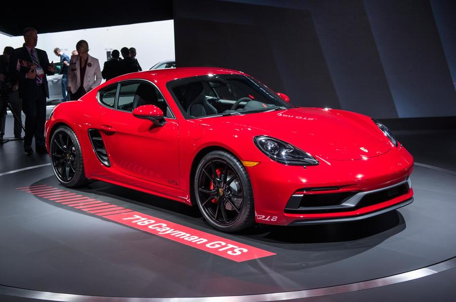 Porsche 718 Cayman GTS And Boxster GTS 361bhp Models Land