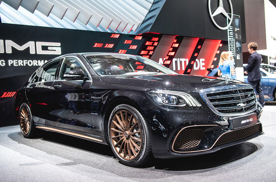 Mercedes AMG S65 Final Edition Could Be Stuttgarts Last