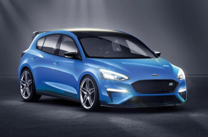 2020 Ford Focus Rs To Have 400bhp 425lb Ft Mild Hybrid Powertrain Autocar