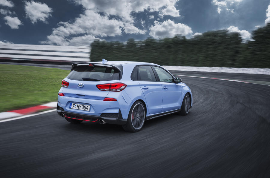 Hyundai I30N 2018 Review Autocar