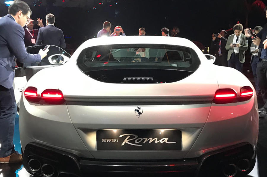 Opinion The Roma Shows Ferrari Doesn T Need Suvs To Be