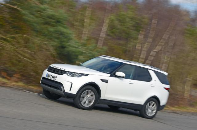 2018 Land Rover Discovery Si4