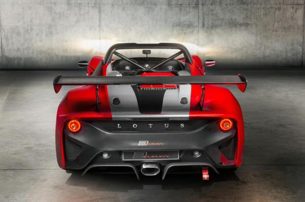 Image result for Lotus 3-Eleven 430 Is The Fastest And Final Edition
