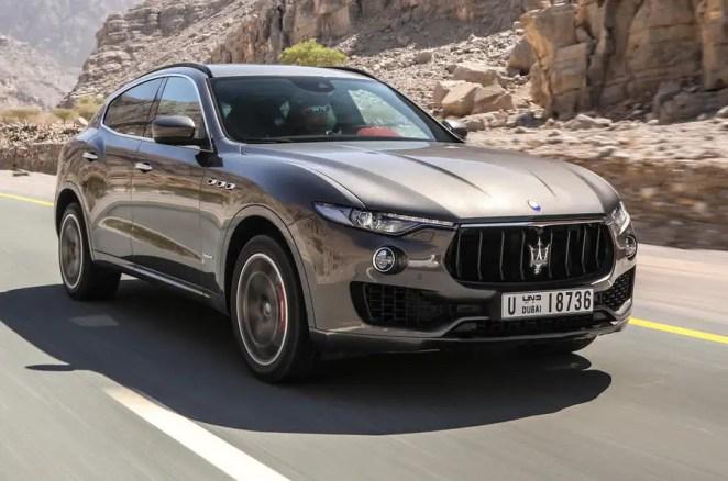 Image result for Maserati Levante S