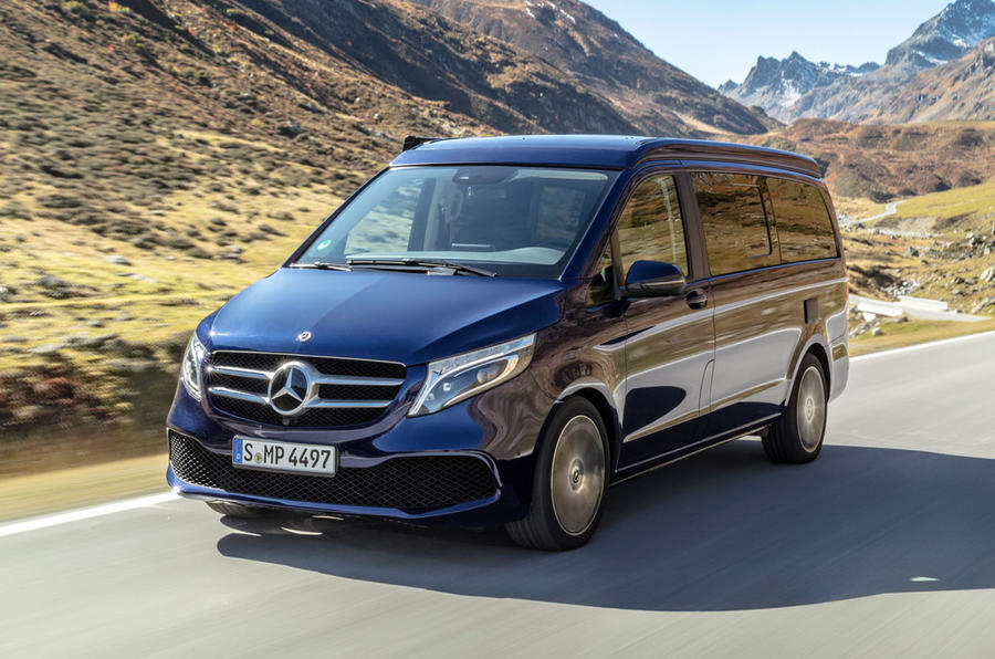 Mercedes Benz V Class 300d Marco Polo 2019 Review Review