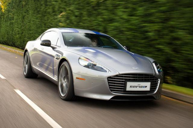 Imagini pentru Aston Martin Rapide E