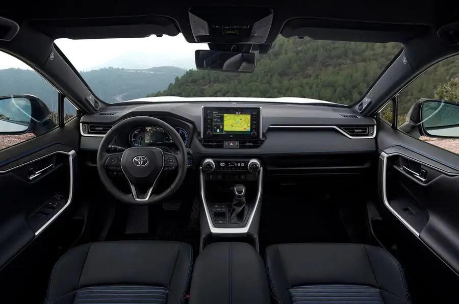 Toyota RAV4 Dynamic FWD 2019 review   Autocar