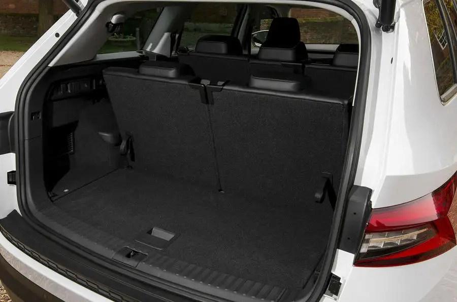 2017 Skoda Kodiaq 14 TSI 125 SE Review Autocar