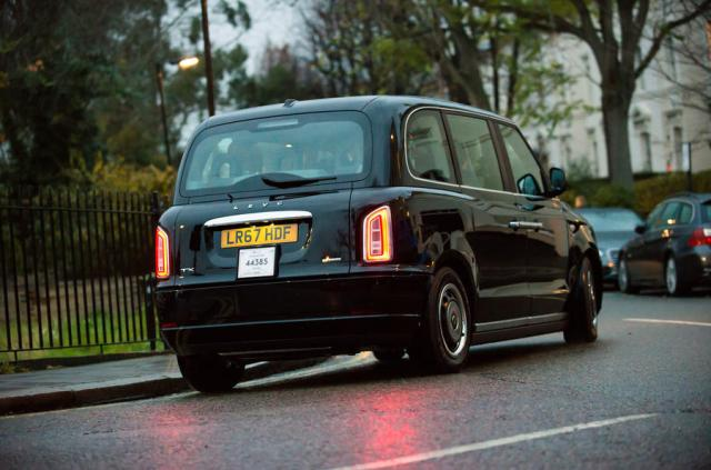 LEVC London Taxi