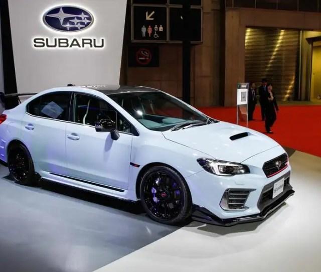 Subaru Wrx Sti S208 Special Edition Is New Range Topper